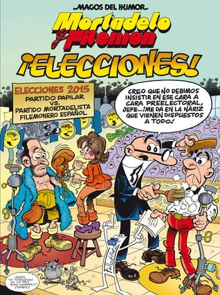 Portada Mortadelo y Filemón